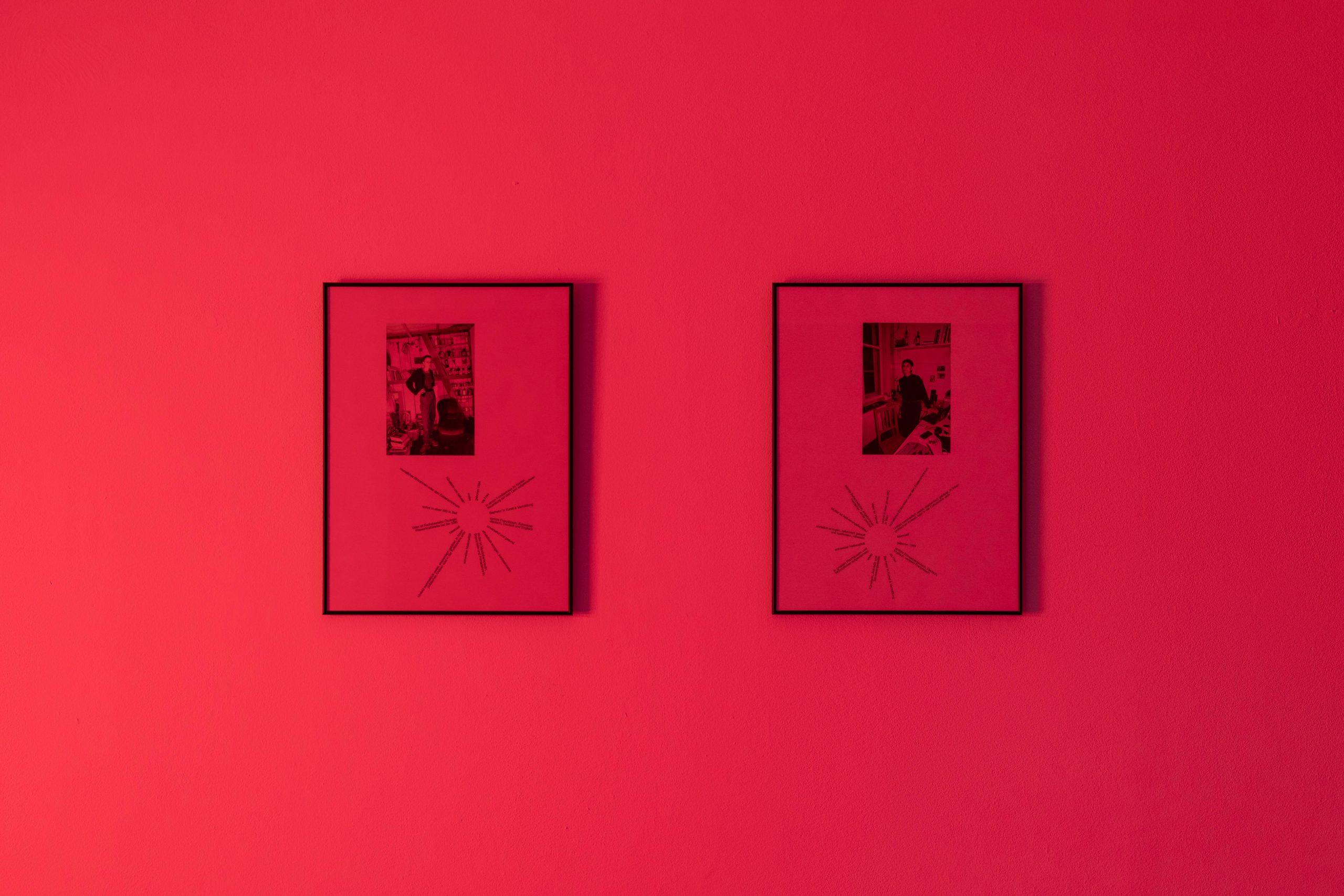 """""""Selbstdeklaration Versuch 1"""", Kunsthalle Luzern, 2020"""